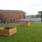 Grow Boxes in Salford
