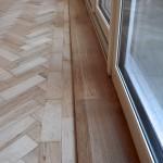 Gervase Cooke – Floor Threshold in Ash