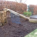 St Teresa's Playarea – Groundwork, Start in Salford & TreeStation