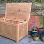 Highfield Furniture – Oak Ottoman