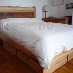 Katharine Fernie – Olive Ash 4 drawer bed