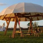 Shake a Hula structure