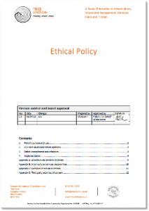 Image: Ethical Policy
