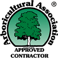 Arboriculture Association Approved Contractor