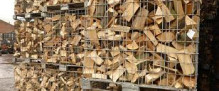 Premium Hardwood Firewood – Fully Seasoned/Low-carbon Kiln Dried