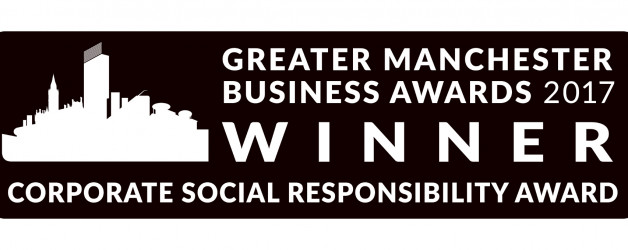 WINNER – 2017 Corporate Social Responsibility Award!