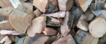 Eco Firewood (Mixed size, Hardwood) – Fully Seasoned/Low-carbon Kiln Dried [OUT OF STOCK]