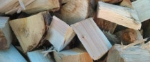 Eco-Value Firewood (Mixed size, Softwood) – Fully Seasoned/Low-carbon Kiln Dried [OUT OF STOCK]